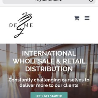 Need help with distribution? Business all over the world are looking for products just like yours! DM @_mydeme_ about listing your products on our website! www.mydeme.com